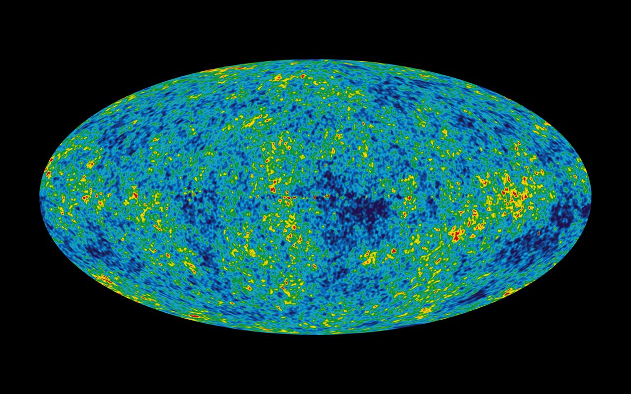 universe shape egg