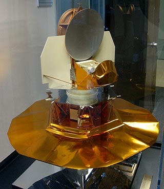 WMAP Spacecraft Model