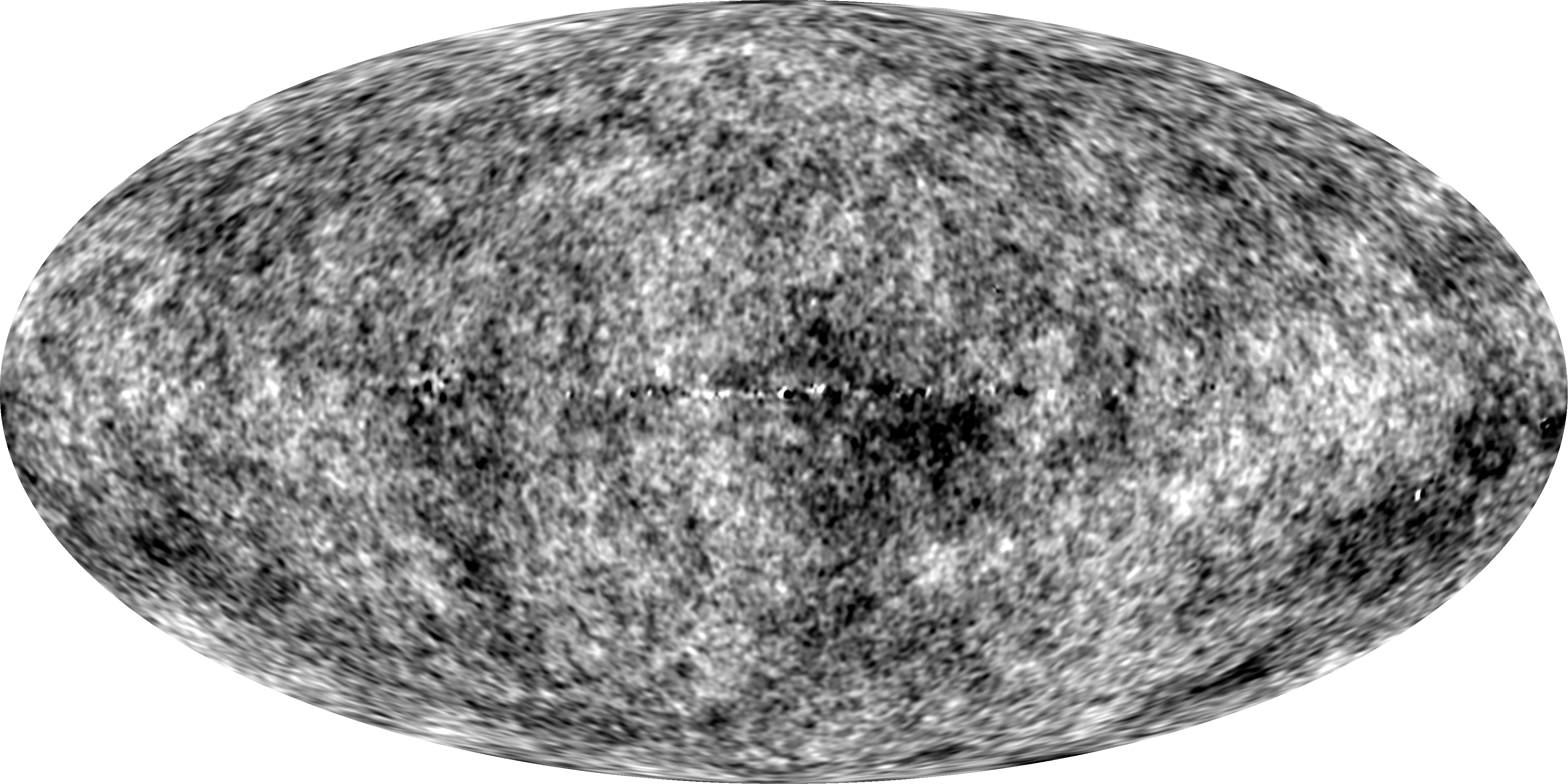 Seven Year Microwave Sky Image