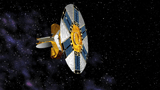 WMAP Spacecraft FlyBy at L2