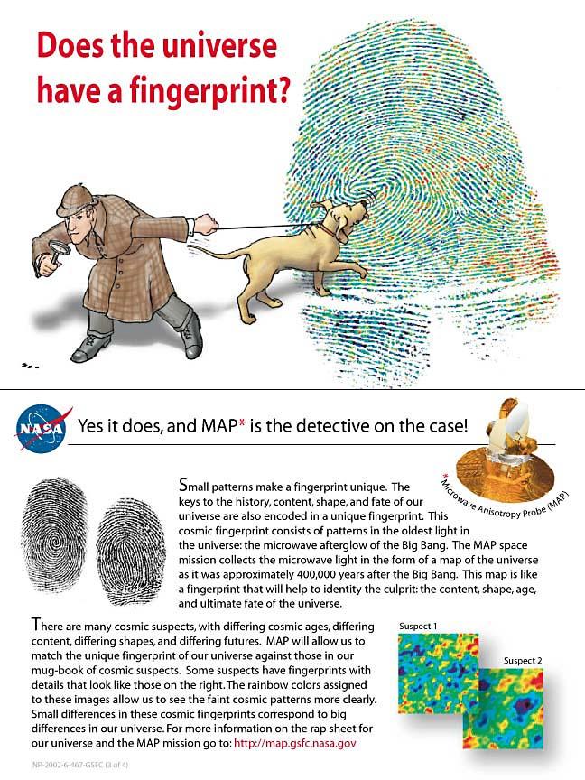 WMAP Fact Sheet (2002)