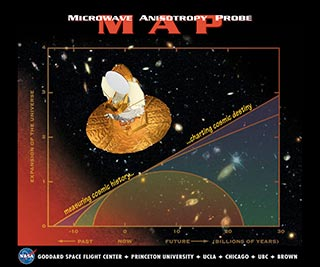WMAP Poster Front (1998)